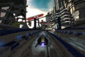 WipEout HD Fury Screenshot