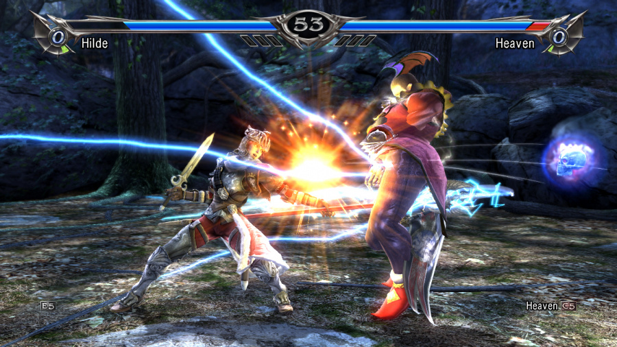 SoulCalibur V Review - Screenshot 3 of 6