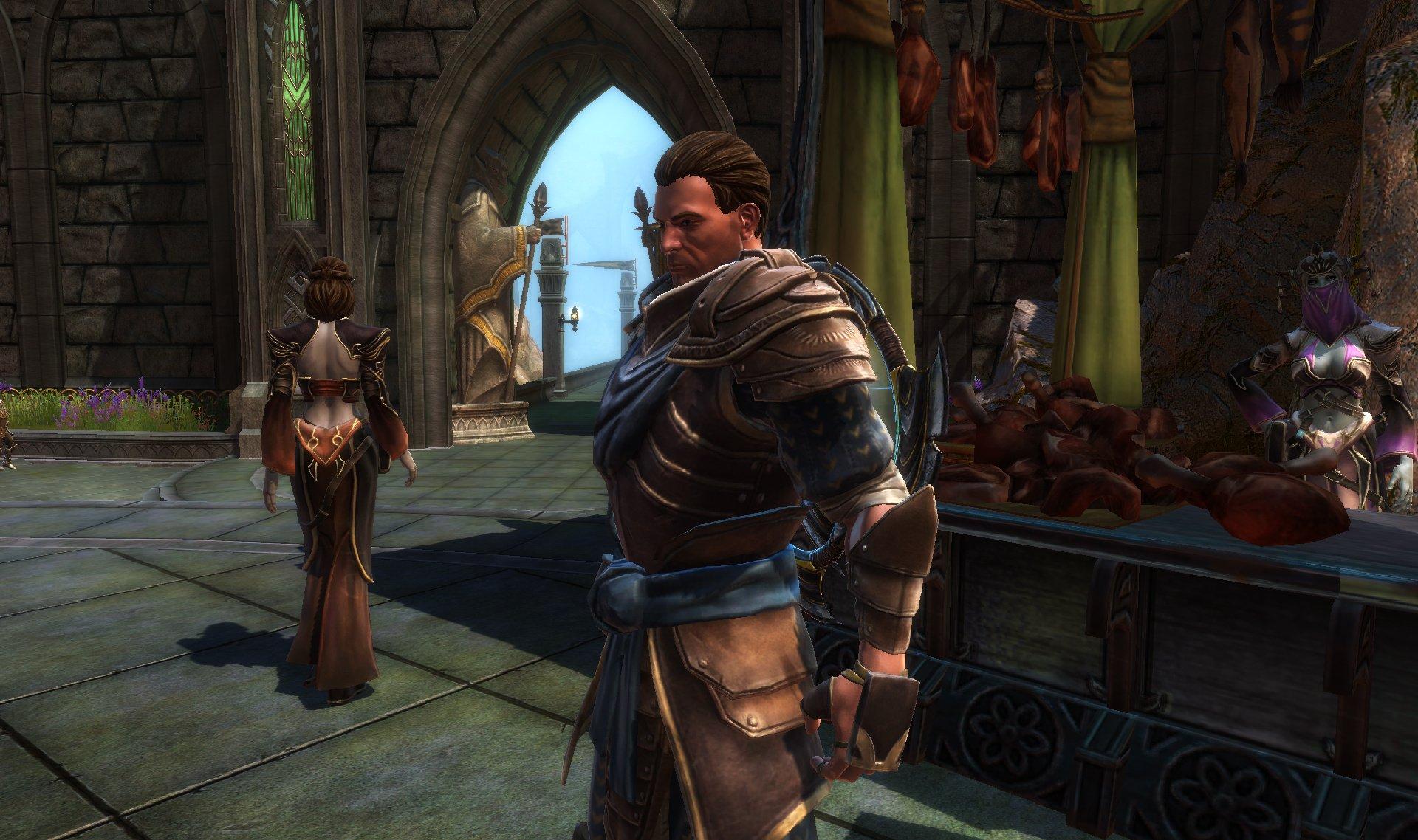 Dreadscale/Prismere Armor Kingdoms of Amalur: Reckoning