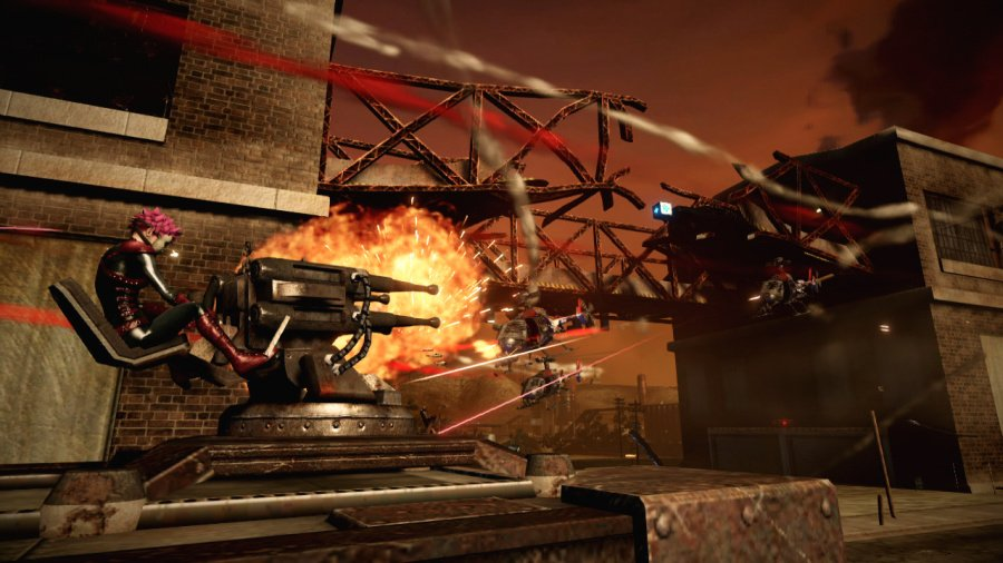 Twisted Metal Review - Screenshot 6 of 7