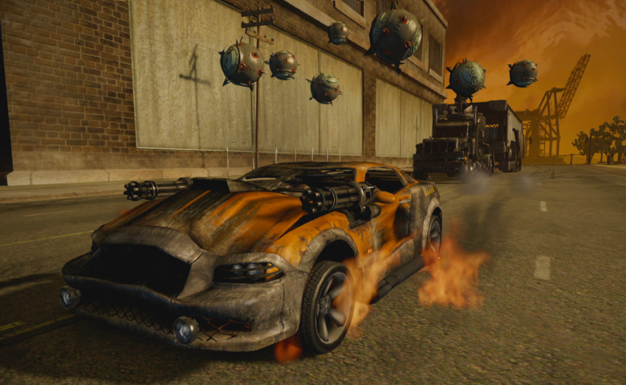 Twisted Metal Review - Screenshot 3 of 7