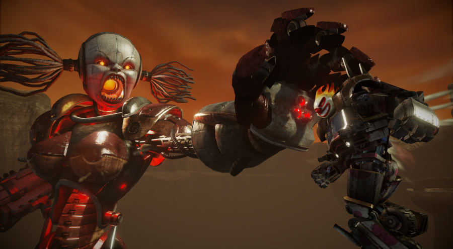 Twisted Metal Review - Screenshot 2 of 7
