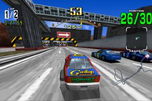 Daytona USA Screenshot