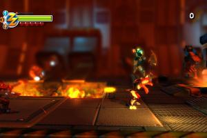 Zack Zero Screenshot