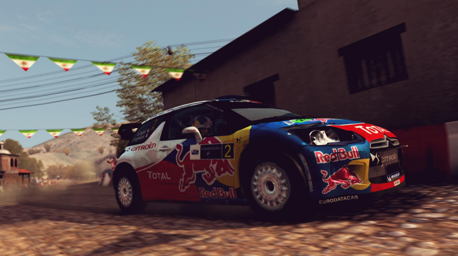 wrc 2 fia world rally championship review ps3 push square. Black Bedroom Furniture Sets. Home Design Ideas