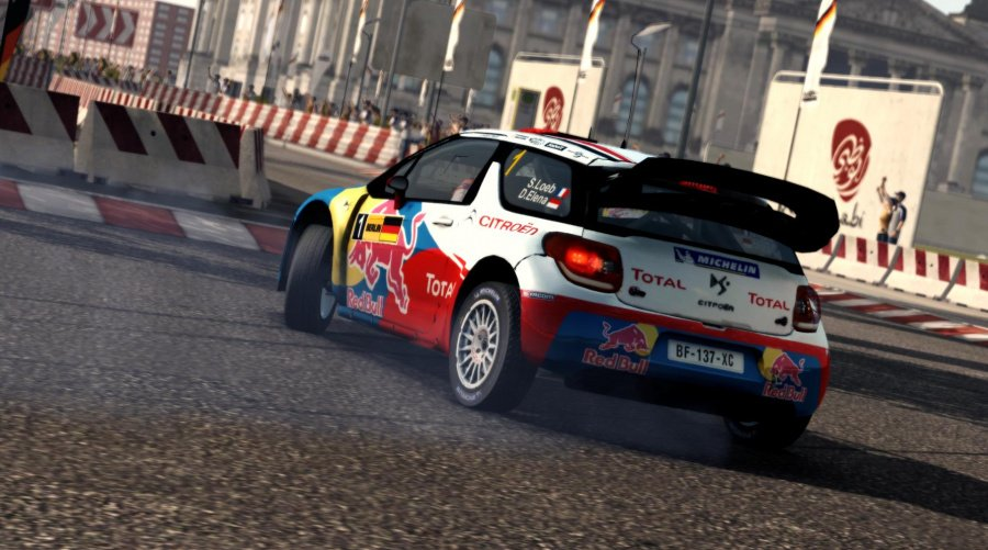 WRC 2: FIA World Rally Championship Review - Screenshot 1 of 4