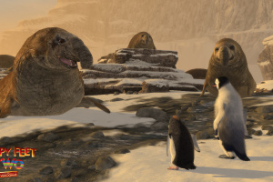 Happy Feet Two: The Video Game Screenshot