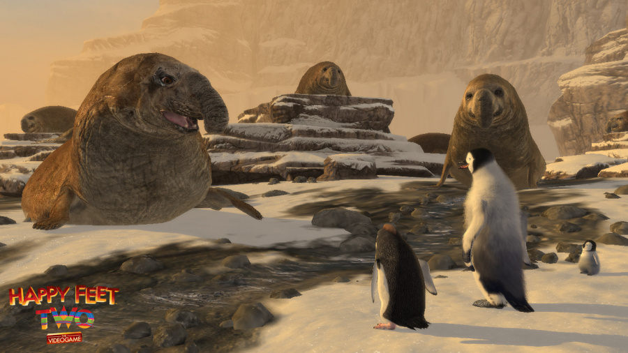 Happy Feet Two: The Video Game Review - Screenshot 2 of 4