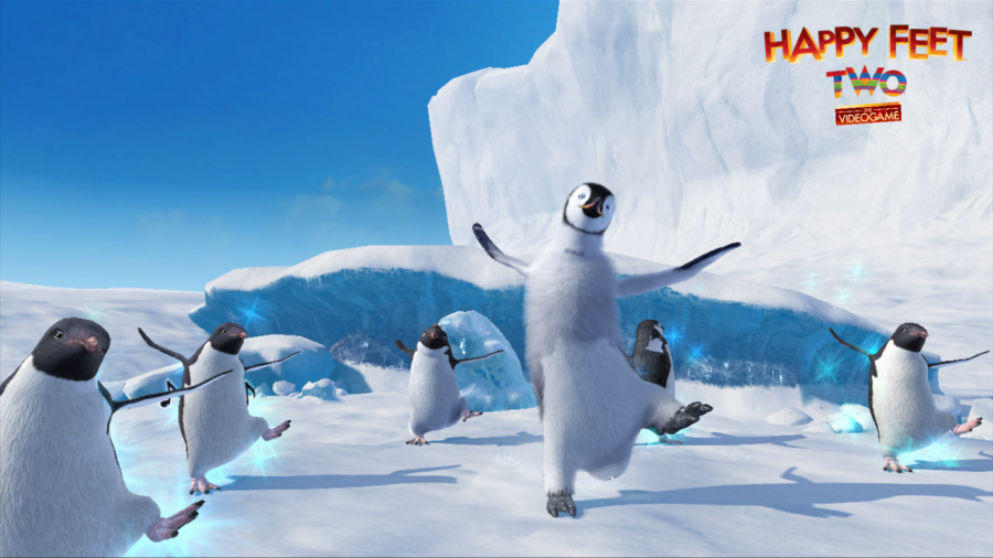 Happy Feet Two: The Video Game Review - Screenshot 1 of 4