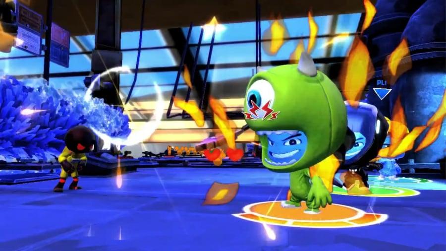 Disney Universe Review - Screenshot 2 of 3