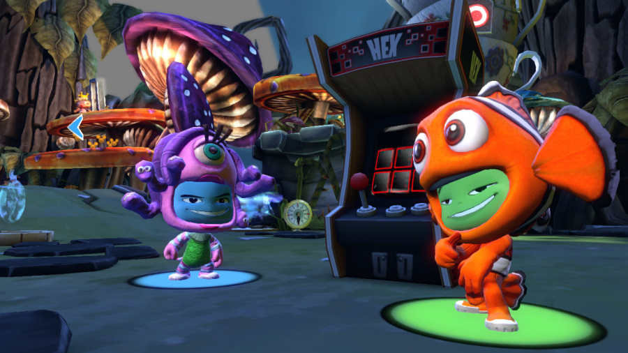 Disney Universe Review - Screenshot 3 of 3