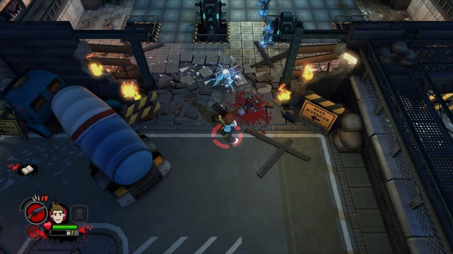 All Zombies Must Die Review - Screenshot 2 of 5