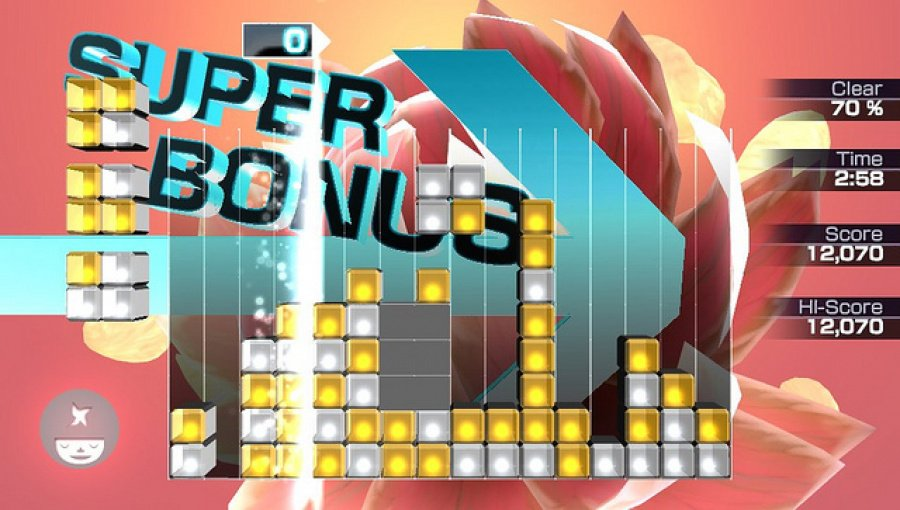 Lumines Electronic Symphony Review - Screenshot 1 of 4