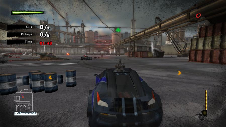 Smash 'N' Survive Review - Screenshot 3 of 5