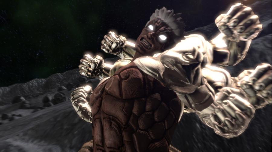 Asura's Wrath Review - Screenshot 6 of 6