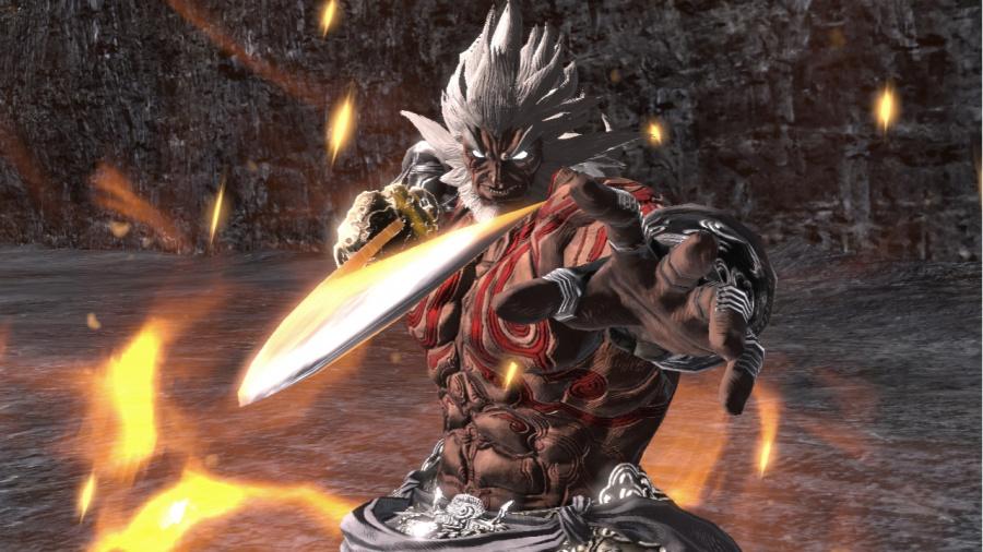 Asura's Wrath Review - Screenshot 4 of 6