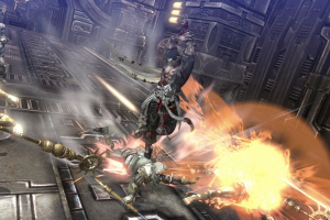 Asura's Wrath Screenshot