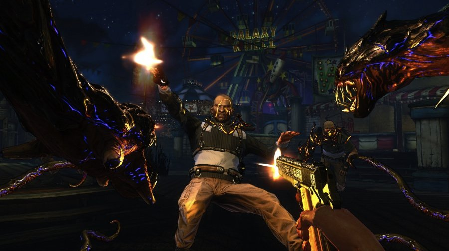 The Darkness II Review - Screenshot 4 of 8