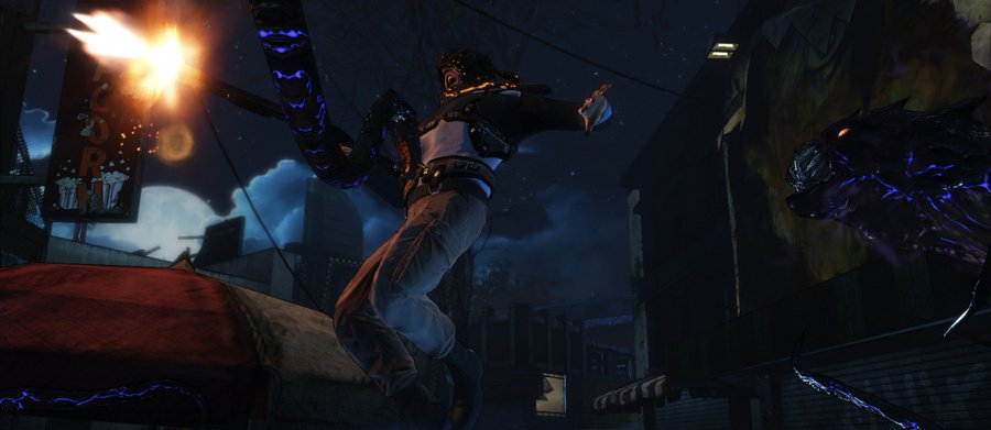 The Darkness II Review - Screenshot 5 of 8