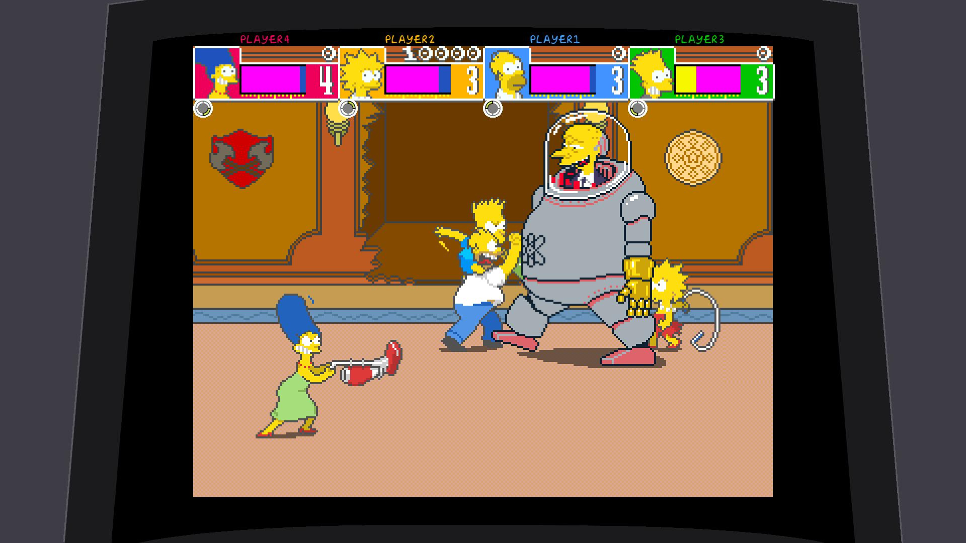 The Simpsons Arcade Game Review (PS3) | Push Square