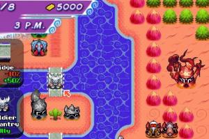 Mecho Wars Screenshot
