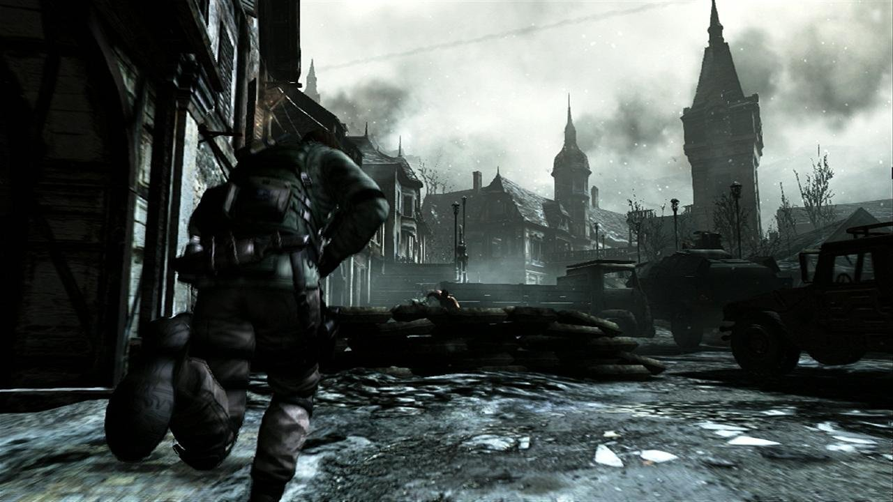 Resident Evil 6 Review Ps3 Push Square