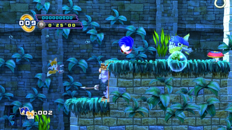 Sonic the Hedgehog 4: Episode 2 Review - Screenshot 3 of 4