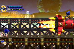 Sonic the Hedgehog 4: Episode 2 Screenshot