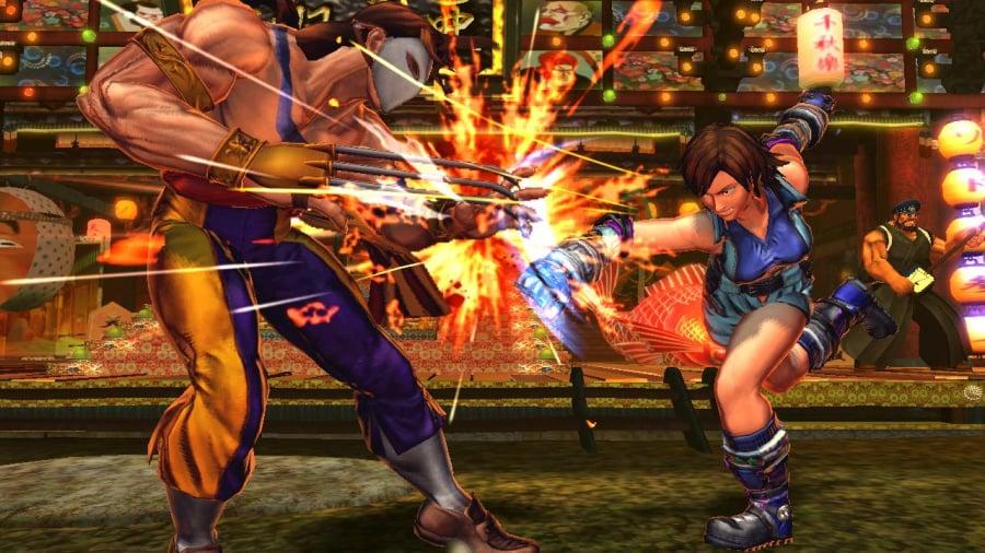 Street Fighter X Tekken Review - Screenshot 2 of 5