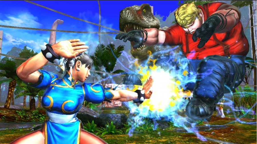 Street Fighter X Tekken Review - Screenshot 3 of 5