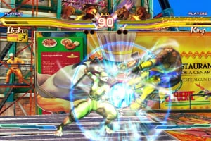 Street Fighter X Tekken Screenshot