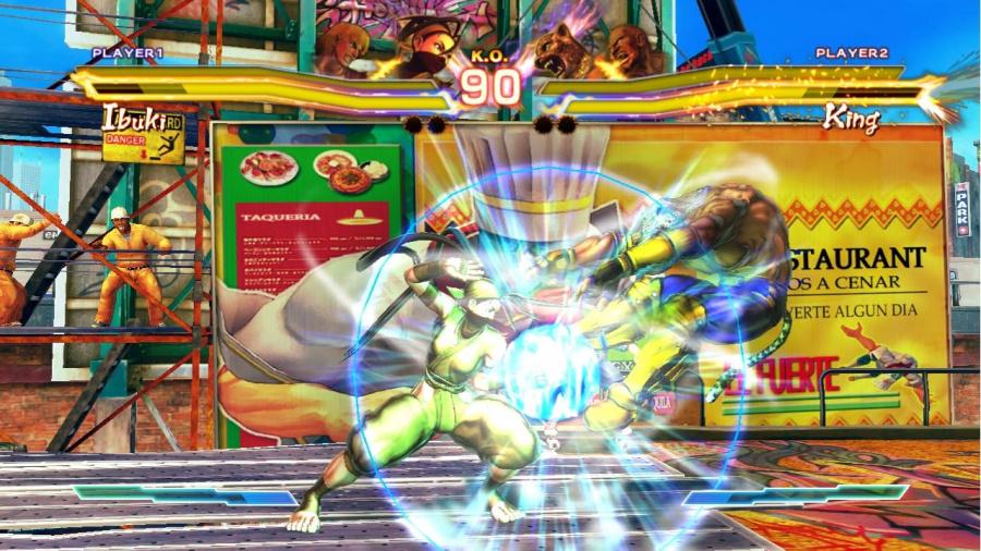 Street Fighter X Tekken Review - Screenshot 3 of 5