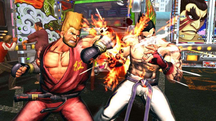 Street Fighter X Tekken Review - Screenshot 5 of 5