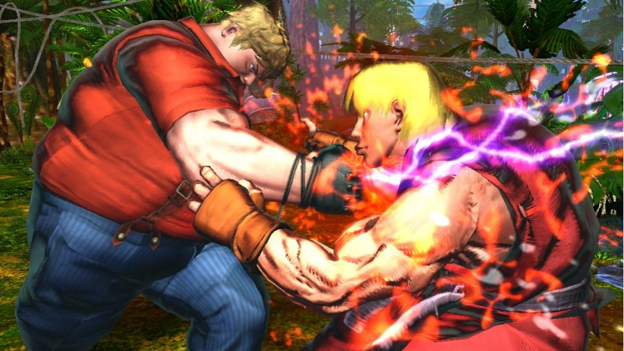 Street Fighter X Tekken Review - Screenshot 2 of 5