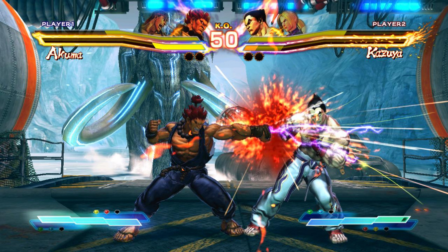 Street Fighter X Tekken Review - Screenshot 1 of 5