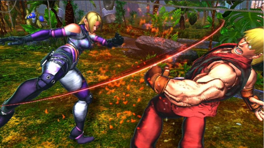 Street Fighter X Tekken Review - Screenshot 5 of 5