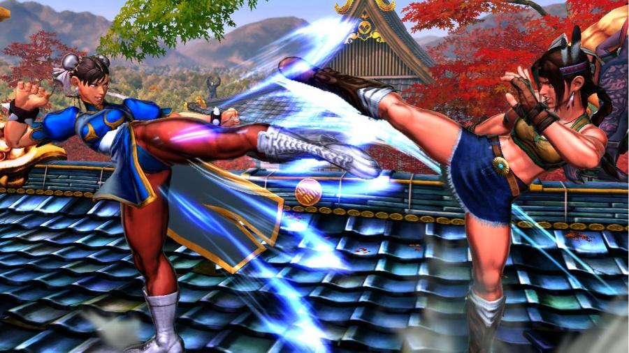 Street Fighter X Tekken Review - Screenshot 1 of 4