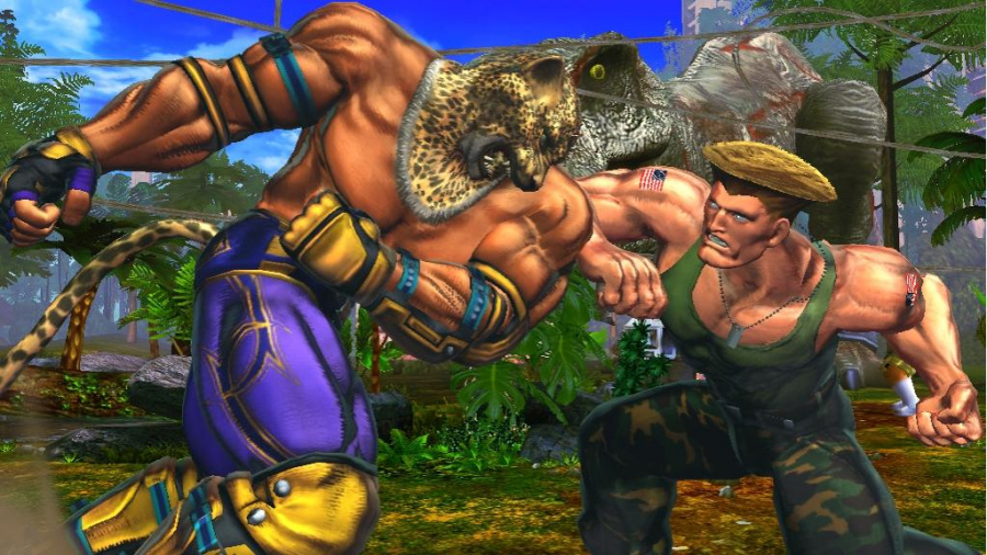 Street Fighter X Tekken Review - Screenshot 1 of 5