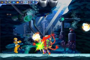 Mega Man: Maverick Hunter X Screenshot