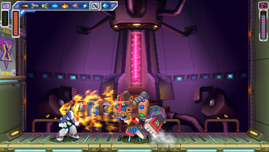Mega Man: Maverick Hunter X Review - Screenshot 3 of 5
