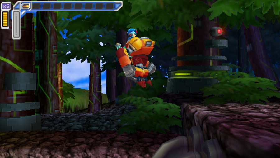 Mega Man: Maverick Hunter X Review - Screenshot 4 of 5