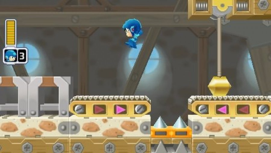 Mega Man: Powered Up Review - Screenshot 1 of 5