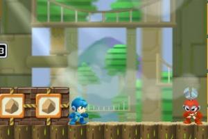 Mega Man: Powered Up Screenshot