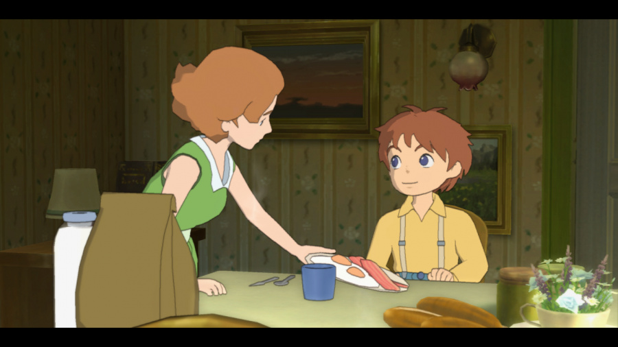Ni No Kuni: Wrath of the White Witch Review - Screenshot 1 of 4