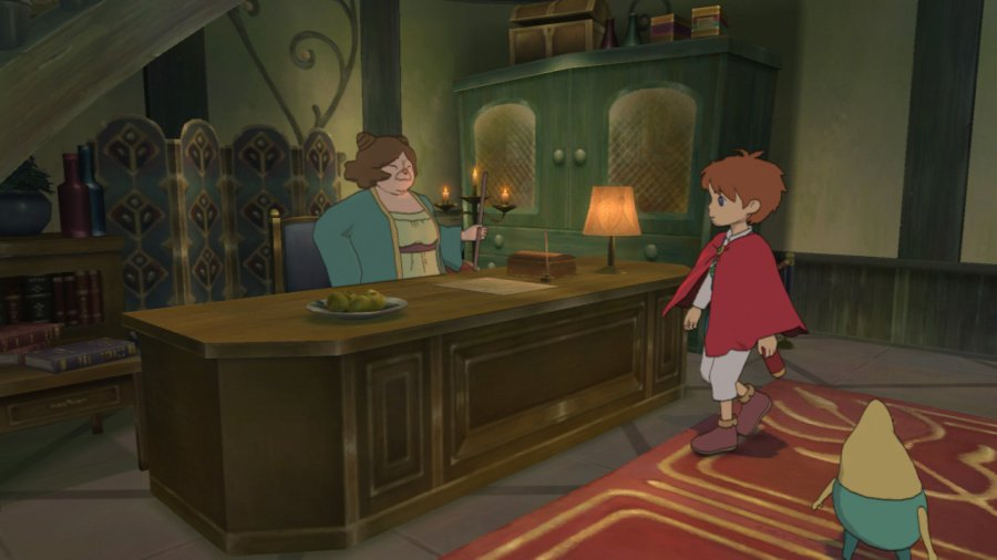 Ni No Kuni: Wrath of the White Witch Review - Screenshot 2 of 4