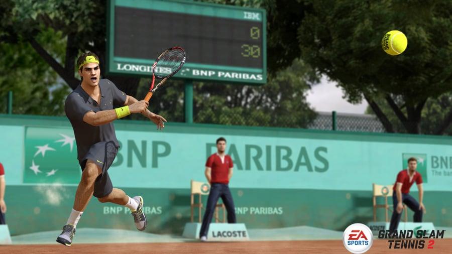 Grand Slam Tennis 2 Review - Screenshot 1 of 6