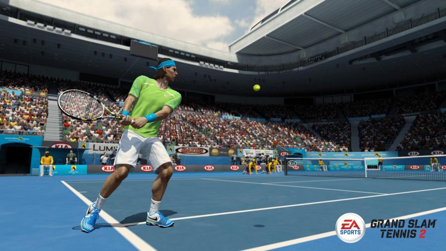 Grand Slam Tennis 2 Review - Screenshot 3 of 7