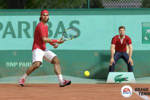 Grand Slam Tennis 2 Screenshot