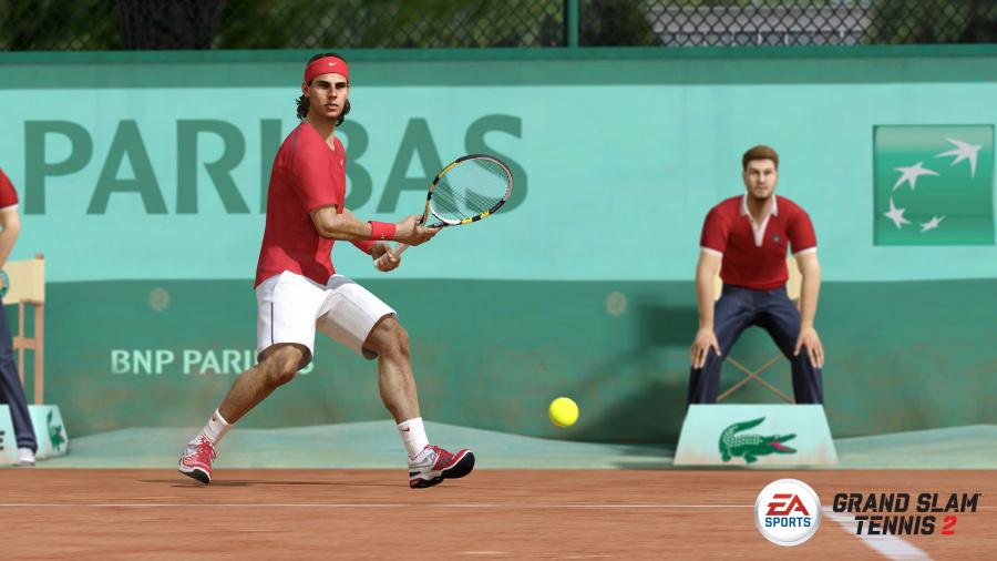 Grand Slam Tennis 2 Review - Screenshot 2 of 7
