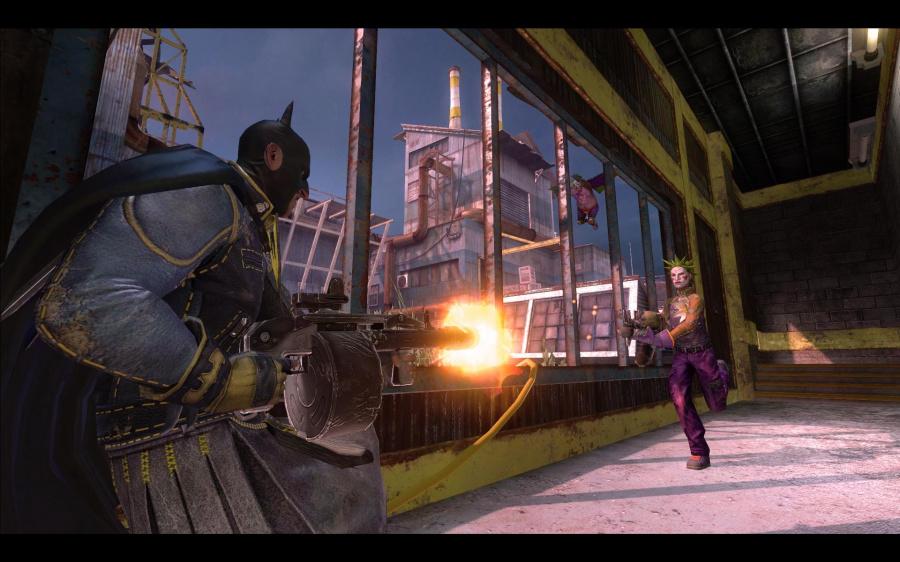 Gotham City Impostors Review - Screenshot 2 of 3